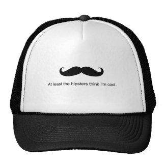 Cool de hippie casquette de camionneur