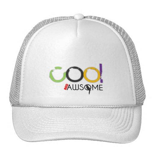 cool et impressionnant casquette de camionneur