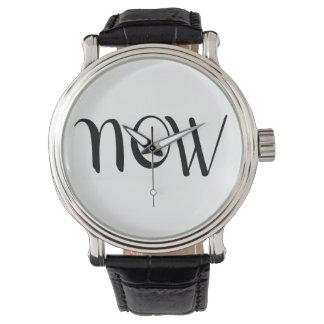 """Cool """"jetzt"""" passen Sie - YOLO auf! Armbanduhr"""