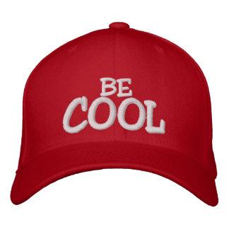 Cool Red Hat d'express de Brk Chapeau Brodé