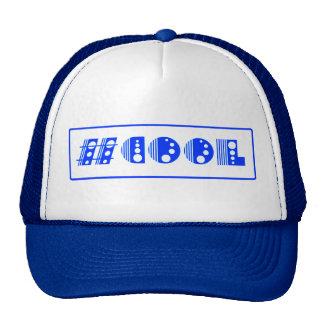 #COOL tout le casquette bleu de camionneurs