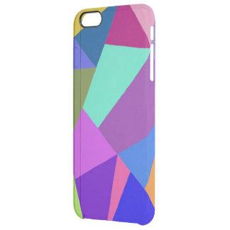 Coole abstrakte iPhone 6 Plusablenker-Kasten Durchsichtige iPhone 6 Plus Hülle