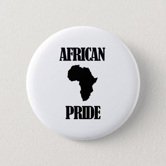 coole Afrikanerentwürfe Runder Button 5,1 Cm