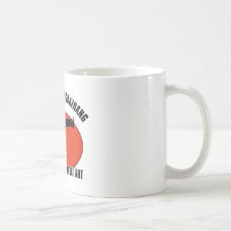 Coole Baguazhang Entwürfe Kaffeetasse