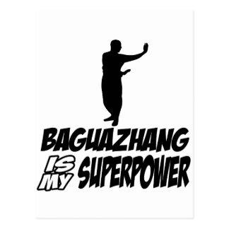 Coole baguazhang Entwürfe Postkarte