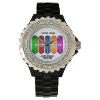 Coole Billard-Sport-Uhr (mehrfache Modelle) Armbanduhr