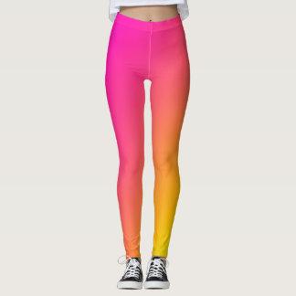 Coole Farben für das coole Mädchen in Ihnen Leggings