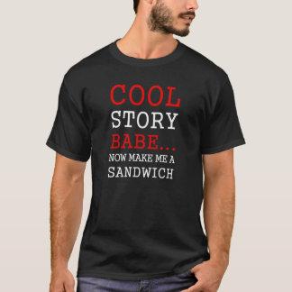 Coole Geschichte Bro T-Shirt