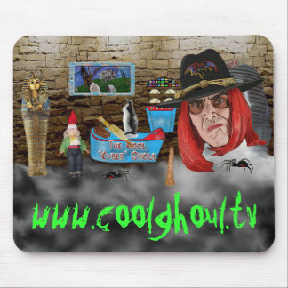 Coole Ghoul-Mausunterlage Mauspads