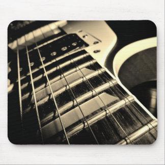 Coole Gitarre Mousepad