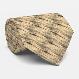 Coole grafische hölzerne Kunst-Krawatte Krawatten