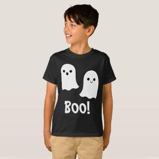 Coole Halloween-Cartoon-Geister T-Shirt