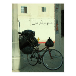 Coole Los- Angelespostkarte! Postkarte