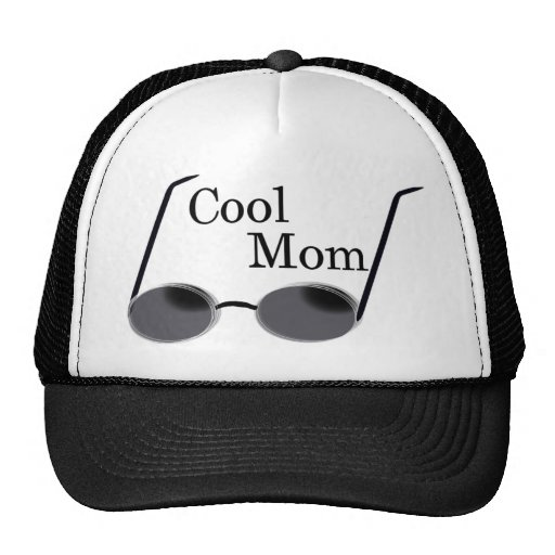 coole mamma netz caps zazzle. Black Bedroom Furniture Sets. Home Design Ideas
