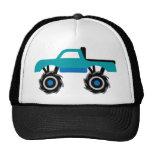 Coole Monster-LKW-T-Shirts Kindererwachsen-Größen Trucker Cap