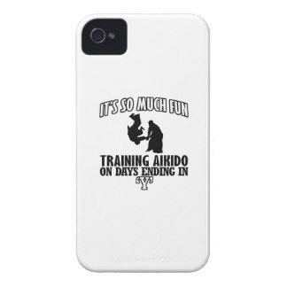coole neigende Aikido ENTWÜRFE Case-Mate iPhone 4 Hüllen