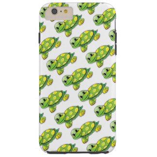 Coole niedliche Schildkröte Tough iPhone 6 Plus Hülle