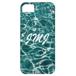 Coole Pool-Wellen iPhone 5 Schutzhülle