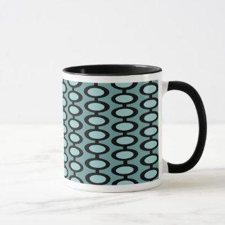 Coole Retro Kugel-Kaffee-Tasse Tasse