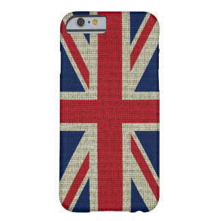 Coole trendy britische barely there iPhone 6 hülle
