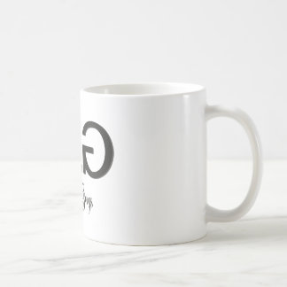 Coole Typ-Tasse Kaffeetasse
