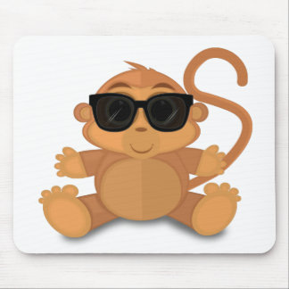 Cooler Affe Mousepad