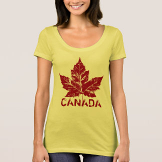 Cooler das Kanada-T - Shirt-Retro Kanada-Shirt der T-Shirt