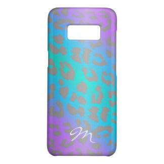 Cooler elektrischer Leopard-Tierdruck Case-Mate Samsung Galaxy S8 Hülle