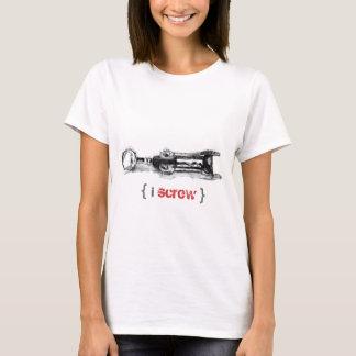Cooler Entwurfs-Barkeeper T-Shirt