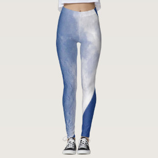 cooler Mond Leggings