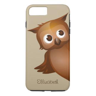 Cooler niedlicher Name-lustiges iPhone 8 Plus/7 Plus Hülle