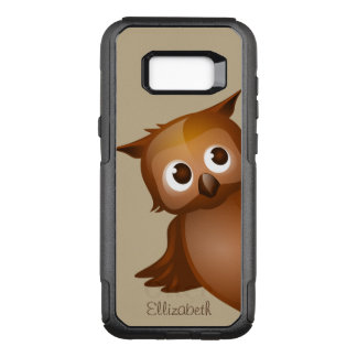 Cooler niedlicher Name-lustiges OtterBox Commuter Samsung Galaxy S8+ Hülle
