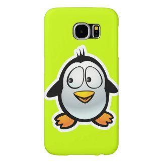 Cooler Penguin-Cartoon