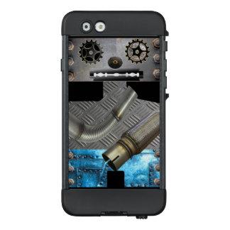 Cooler Roboter Sci FI-Telefon-Kasten LifeProof NÜÜD iPhone 6 Hülle
