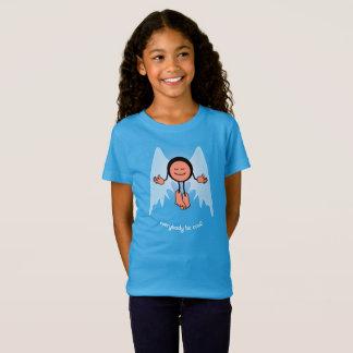 Cooler ruhiger Engel T-Shirt