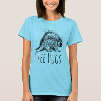 Cooler Spaß und lustiges freies T-Shirt
