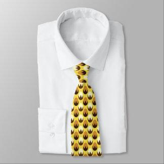 Cooler Spaß-verrücktes Osterei-Muster Krawatte