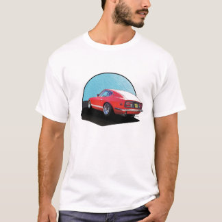 Cooler T - Shirt 240Z