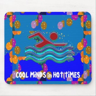 COOLER VERSTAND in heiße Zeiten Mousepads