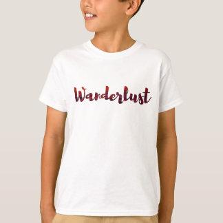 Cooler Wanderlust-T - Shirt /sunset/Ozean Reise