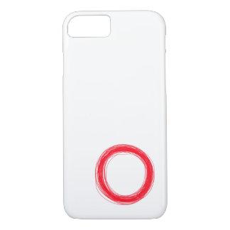 Cooler weißer iPhone Kasten iPhone 7 Hülle