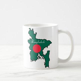 Cooles Bangladesch Kaffeetasse