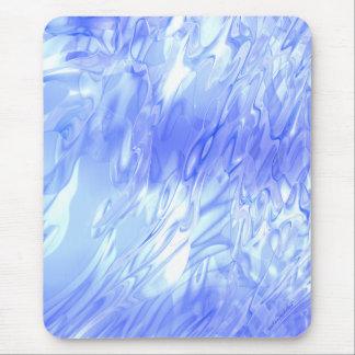 Cooles Blau Mauspads