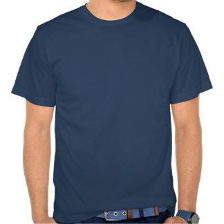 cooles Blau t Fahrrad Tshirt