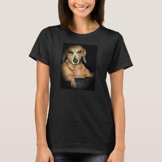 Cooles Dackel T-Shirt mit Originalvorlage