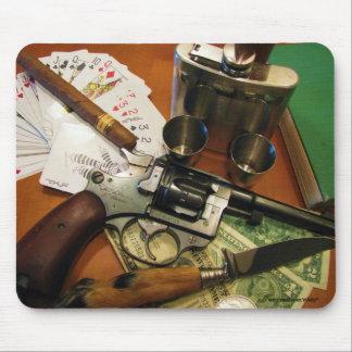 Cooles Gewehr mousepad