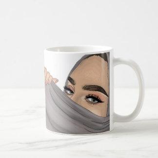 Cooles gurl kaffeetasse