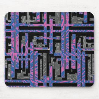 Cooles Labyrinth Mauspad
