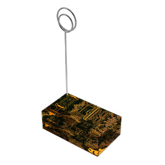 Cooles Leiterplatte-Computerkupfer und -SCHWARZES
