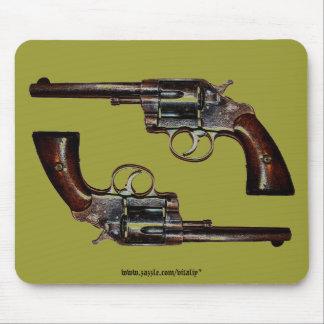 Cooles Revolver mousepad